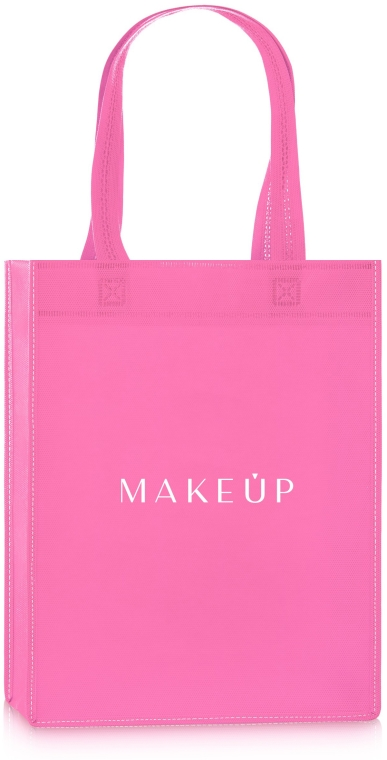 Einkaufstasche Springfield rosa - MakeUp Eco Friendly Tote Bag (33 x 25 x 9 cm)