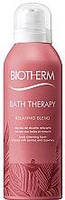 Düfte, Parfümerie und Kosmetik Entspannender Duschschaum mit Goji-Beere und Rosmarin - Biotherm Bath Therapy Relaxing Blend Body Foarm