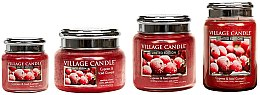 Duftkerze Cypress & Iced Currant - Village Candle Cypress & Iced Currant Glass Jar — Bild N3
