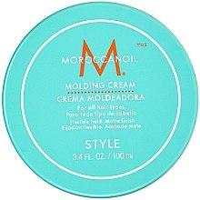 Düfte, Parfümerie und Kosmetik Modellierende Haarcreme Flexibler Halt - Moroccanoil Molding Cream