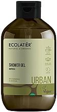 Düfte, Parfümerie und Kosmetik Entgiftendes Duschgel Meeresmineralien und Matcha - Ecolatier Urban Shower Gel