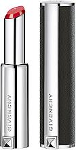 Düfte, Parfümerie und Kosmetik Lipgloss - Givenchy Le Rouge Liquide Lipstick