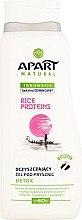 Düfte, Parfümerie und Kosmetik Duschgel mit Reisproteine - Apart Natural Rice Proteins Shower Gel