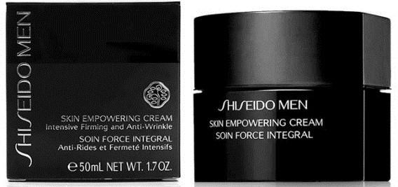 Regenerierende Gesichtscreme - Shiseido Men Skin Empowering Cream — Bild N2