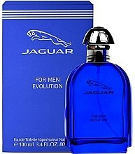 Düfte, Parfümerie und Kosmetik Jaguar for Men Evolution - Eau de Toilette