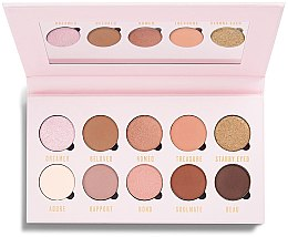 Düfte, Parfümerie und Kosmetik Lidschatten-Palette - Makeup Obsession Be In Love With Eyeshadow Palette