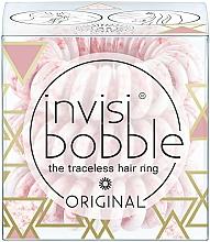 Düfte, Parfümerie und Kosmetik Spiral-Haargummi hellrosa 3 St. - Invisibobble Original Pinkerbell