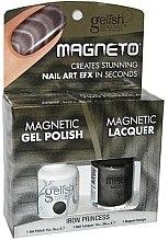 Düfte, Parfümerie und Kosmetik Nagellackset - Gelish Iron Princess Magneto Combo Kit (nail/15ml + nail/10ml)