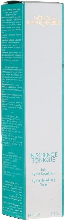 Feuchtigkeitsspendendes Gesichtstonikum - Methode Jeanne Piaubert Iniscience Tonique Hydro-Regulating Toner — Bild N2