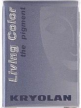 Düfte, Parfümerie und Kosmetik Pigment-Lidschatten für Eye-Shadow, Blush- oder Licht- und Schatteneffekte - Kryolan HD Living Color