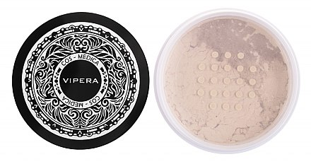 Loser Mattpuder - Vipera Cos-Medica No More Shine Acne Prone Skin Derma Loose Powder — Bild N2