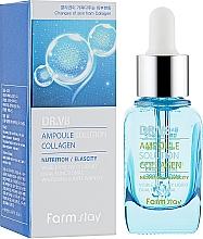 Düfte, Parfümerie und Kosmetik Aufhellendes und nährendes Anti-Falten Gesichtsserum mit Kollagen - FarmStay DR.V8 Ampoule Solution Collagen