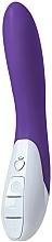 Düfte, Parfümerie und Kosmetik Vibrator aus Silikon violett - Mystim Elegant Eric Deep Purple