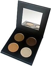 Düfte, Parfümerie und Kosmetik Lidschattenpalette - Fontana Contarini The Eyeshadow Palette