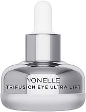Serum für den Augenbereich mit Lifting-Effekt - Yonelle Trifusion Eye Ultra Lift — Bild N1