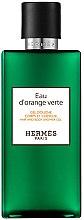 Düfte, Parfümerie und Kosmetik Feuchtigkeitsspendendes und pflegendes Duschgel - Hermes Eau Dorange Verte
