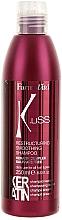 Glättendes Anti-Frizz Shampoo für glänzendes Haar mit Keratin - Farmavita K.Liss Restructuring Smoothing Keratin Shampoo — Bild N1