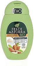 Düfte, Parfümerie und Kosmetik Duschgel Mandel und Kokosnuss - Felce Azzurra BIO Almond&Coconut Shower Gel