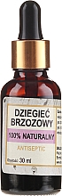 Düfte, Parfümerie und Kosmetik Natürliches ätherisches Birkenöl - Biomika Oil