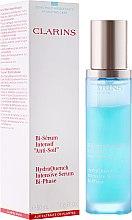 Düfte, Parfümerie und Kosmetik Serum für feuchtigkeitsarme Haut - Clarins HydraQuench Intensive Serum Bi-Phase