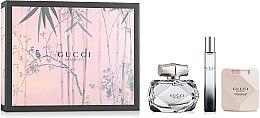 Düfte, Parfümerie und Kosmetik Gucci Gucci Bamboo - Duftset (Eau de Parfum/75ml + Körperlotion/100ml + Mini/7,4ml)