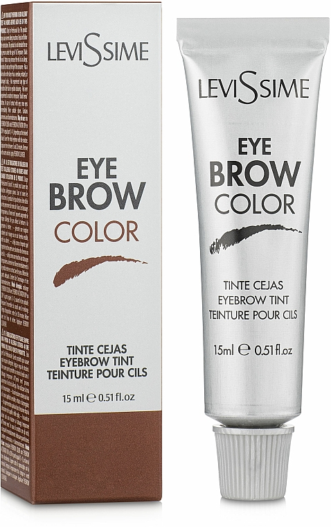 Augenbrauenfarbe - LeviSsime Eye Brow Color — Bild N1