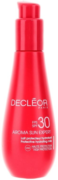 Sonnenschutzmilch mit Tahiti-Vanille und Rosenöl SPF 30 - Decleor Aroma Sun Expert Protective Hydrating Milk SPF 30 — Bild N2