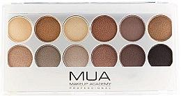 Düfte, Parfümerie und Kosmetik Lidschatten-Palette - MUA Undress Me Too Eyeshadow Palette