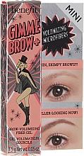 Düfte, Parfümerie und Kosmetik Augenbrauengel mit Mikrofasern für mehr Volumen - Benefit Gimme Brow+ Volumizing Gel (Mini)