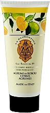 Düfte, Parfümerie und Kosmetik Körperlotion mit Zitrusfrüchten aus dem Boboli-Garten - La Florentina Boboli Citrus Body Lotion