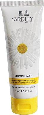 Handcreme - Yardley London Uplifting Daisy Nourishing Hand And Nail Cream — Bild N1