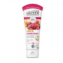 Düfte, Parfümerie und Kosmetik Anti-Aging Handcreme mit Bio-Cranberry & Bio-Arganöl - Lavera Anti-Age Handcreme