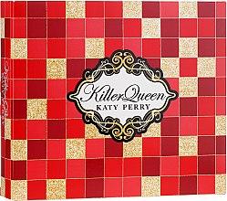 Düfte, Parfümerie und Kosmetik Katy Perry Killer Queen - Duftset (Duschgel 75ml + Körperlotion 75ml + Eau de Parfum 30ml)