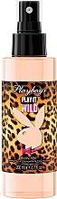 Düfte, Parfümerie und Kosmetik Playboy Play It Wild - Parfümierter Körpernebel
