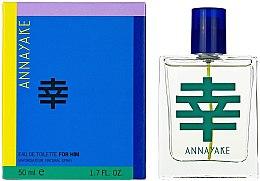 Düfte, Parfümerie und Kosmetik Annayake Bonheur For Him - Eau de Toilette