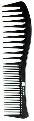Professioneller Haarkamm aus hochwertigem Kunststoff 19,3 cm - Ronney Professional Comb Pro-Lite 114 — Bild N1