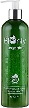 Düfte, Parfümerie und Kosmetik Nährendes Duschgel mit Mohnöl - BIOnly Organic Shower Gel