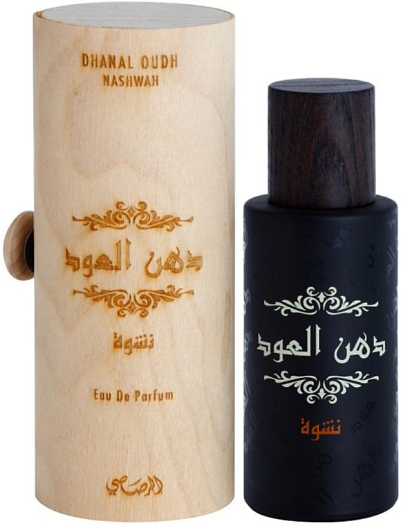 Rasasi Dhanal Oudh Nashwah - Eau de Parfum — Bild N1