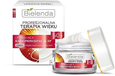 Straffende Anti-Falten Liftingcreme für das Gesicht 50+ - Bielenda Professional Age Therapy Radiolifting RF Cream — Bild N1