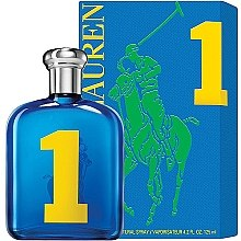 Düfte, Parfümerie und Kosmetik Ralph Lauren The Big Pony Collection 1 for Men - Eau de Toilette