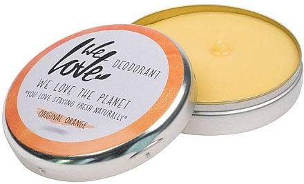 Natürliche Deo-Creme Original Orange - We Love The Planet Deodorant Original Orange — Bild N1
