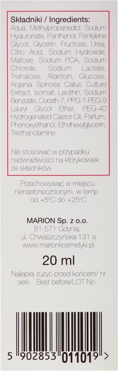 Gesichtsserum mit Hyaluronsäure - Marion Golden Skin Care — Bild N3