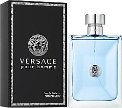 Versace Pour Homme - Eau de Toilette — Bild N2