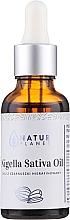 Düfte, Parfümerie und Kosmetik Unraffiniertes Schwarzkümmelöl - Natur Planet Black Cumin Oil