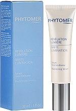 Düfte, Parfümerie und Kosmetik Aufhellendes Gesichtsserum mit Seerosen-Extrakt - Phytomer White Lumination Spot Correction Brightening Serum