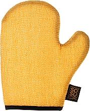 Düfte, Parfümerie und Kosmetik Peeling-Handschuh - Sosu by SJ Dripping Gold Luxury Tanning Mitt Exfoliating