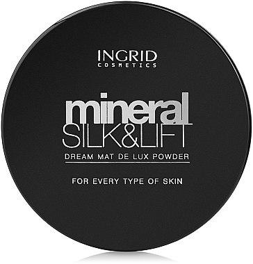 Kompaktpuder - Ingrid Cosmetics Dream Matt De Lux Powder — Bild N2