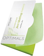 Düfte, Parfümerie und Kosmetik Mattierendes Spezialpapier für das Gesicht - Oriflame Optimals