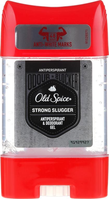 Deo-Gel Antitranspirant - Old Spice Strong Slugger Antiperspirant Gel