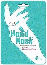 Düfte, Parfümerie und Kosmetik Feuchtigkeitsspendende und glättende Maske in Handschuh-Form - Cettua Clean & Simple Hand Mask